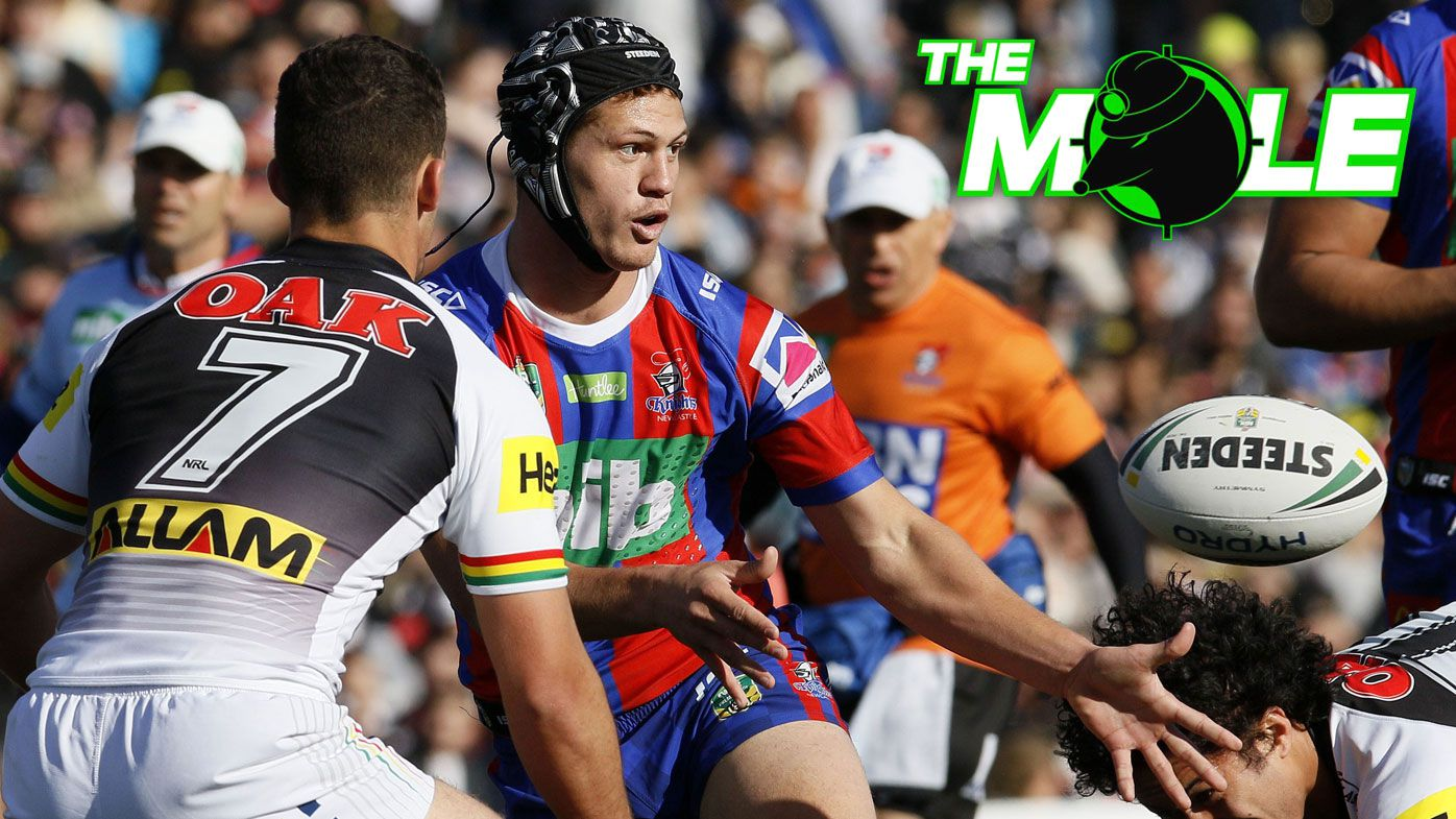 The Mole: Kalyn Ponga puts Newcastle Knights contract talks on hold