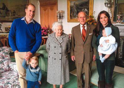 Princess Charlotte's first trip to Balmoral, 2015