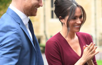 Meghan Markle and the special meaning behind her new gold rings