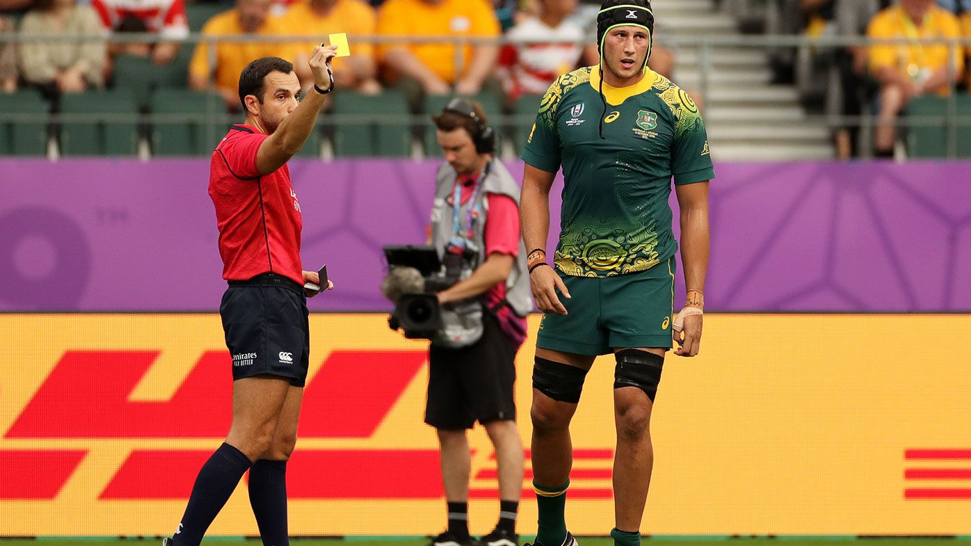 'Mayhem': Rugby greats critical of Wallabies' first half performance in victory over Uruguay