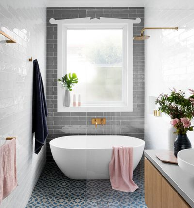 #1 Big bathroom trends
