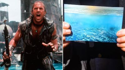 Time traveller predicts 'Waterworld' future with sunken LA in year 5000