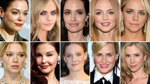 A number of high-profile women have come forward with allegations against Weinstein.