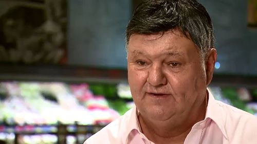 Ritchie's CEO Fred Harrison is heading up a campaign against German giant Kaufland.