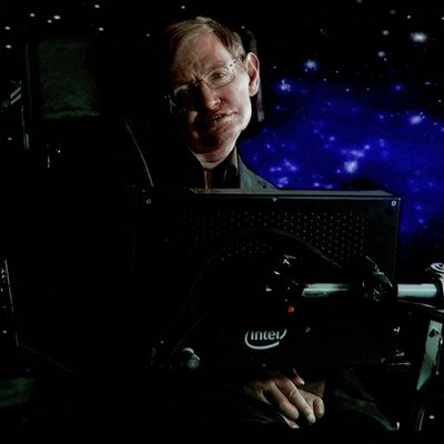 9. Stephen Hawking