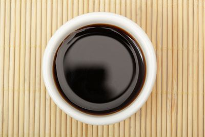<strong>Q: Is soy sauce gluten free?</strong>