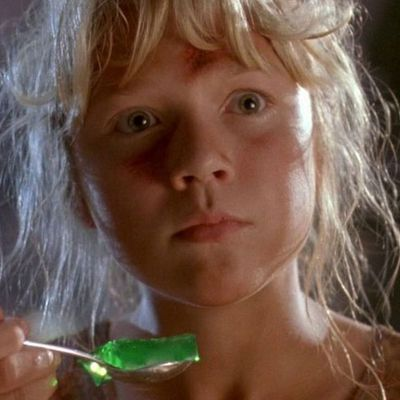 Ariana Richards as Lex: Then