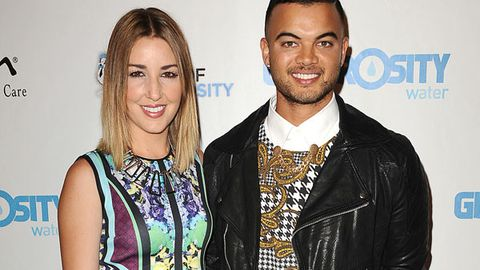 Guy Sebastian and wife Jules expecting second child