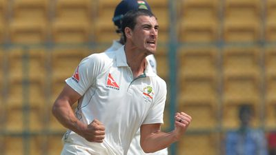 """<strong>Mitchell Starc tells Karum Nair to """"f--- off""""</strong>"""