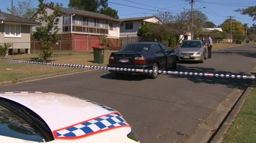 Police were called to Monterey Steet in Wacol at around 7.45am this morning. (9NEWS)