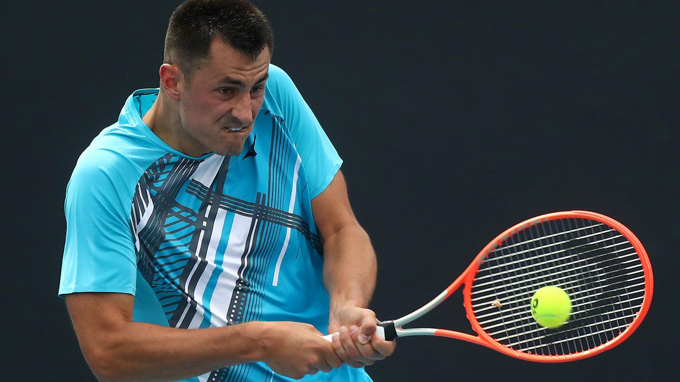 Bernard Tomic says he could have been a 'top 10' player if he took career 'seriously'