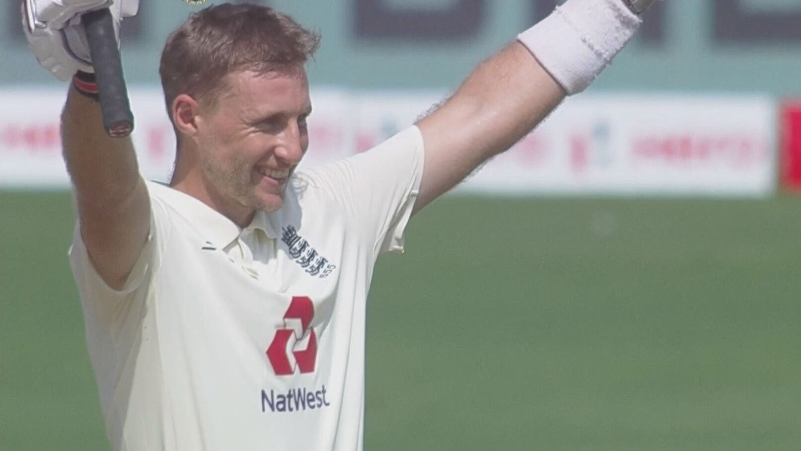 Joe Root continues red-hot form to score double century for England against India
