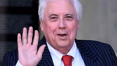 Clive Palmer's asset fight postponed