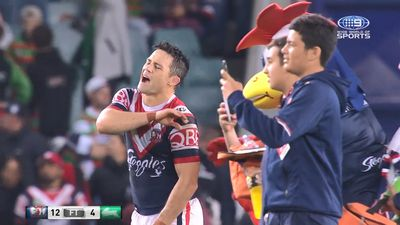 Scans on Sydney Roosters tar Cooper Cronk reveal severe shoulder injury