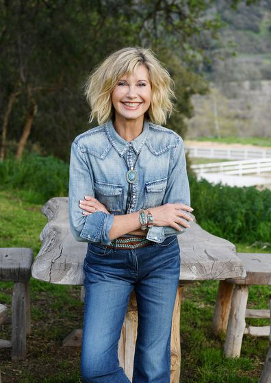 Olivia Newton-John auctions iconic Grease costumes