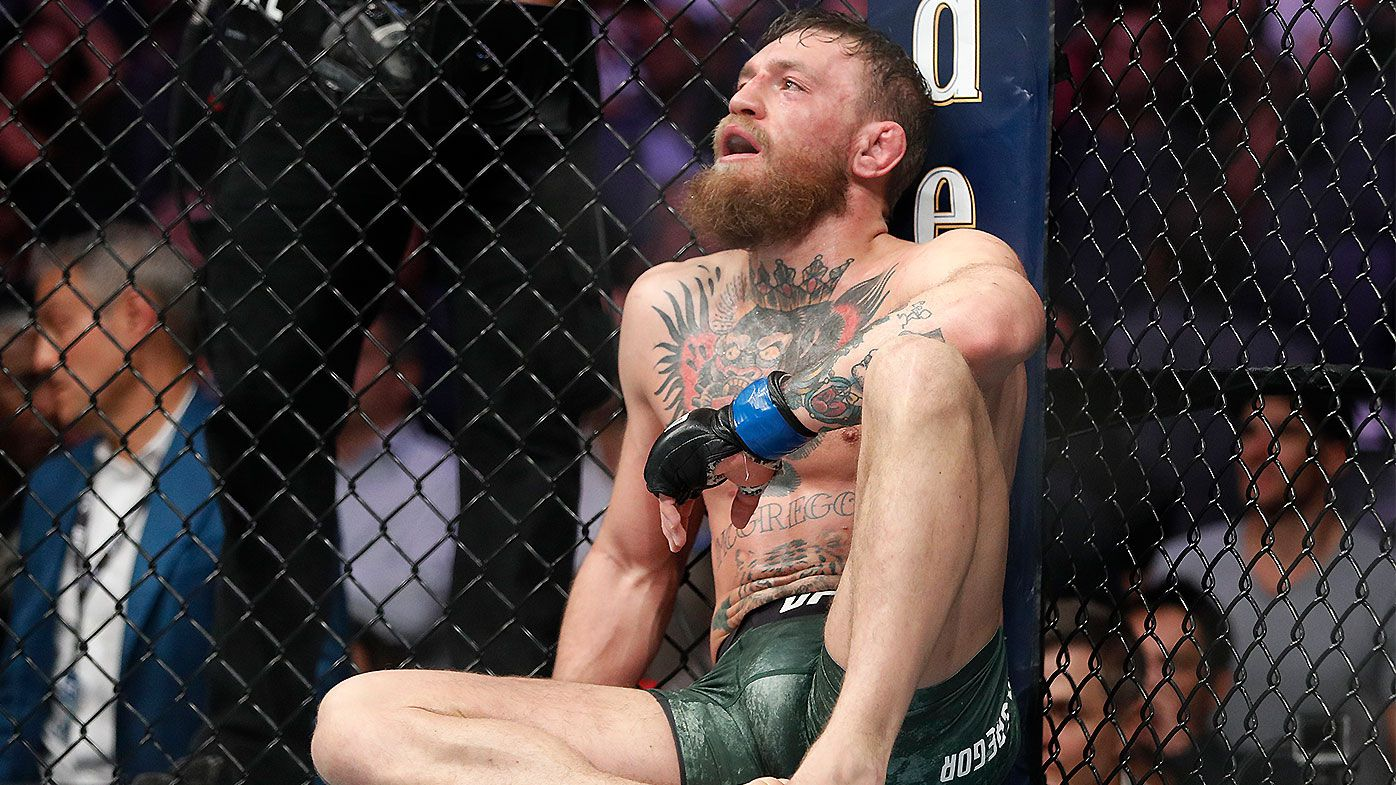 Conor McGregor banned from action after loss to Khabib at UFC 229