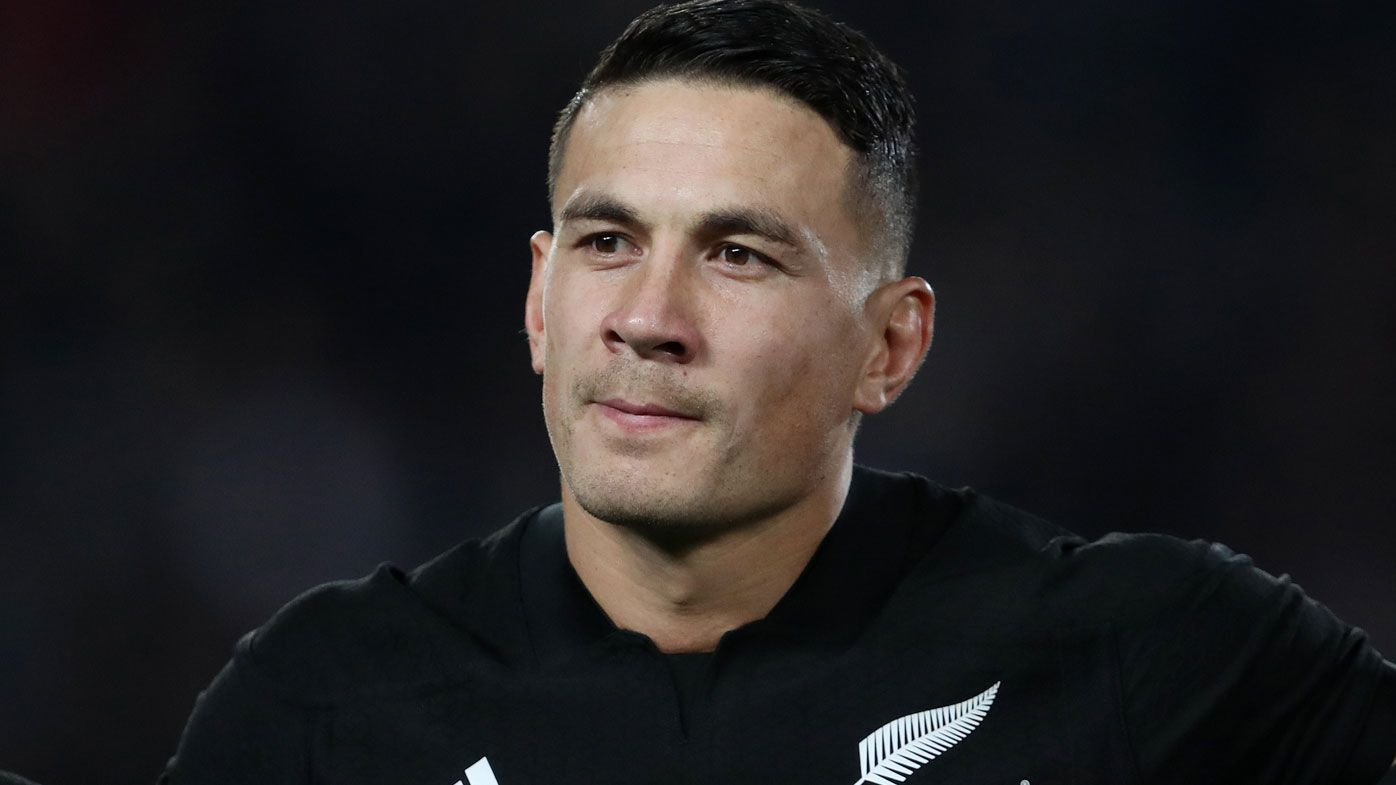 Sonny Bill Williams linked to shock NRL comeback with Sydney Roosters in 2018