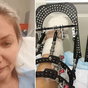 Canberra woman loses toes after contracting deadly disease