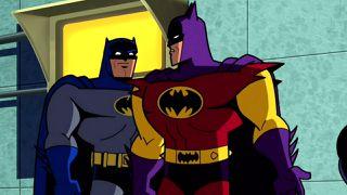 Super-Batman Of Planet X!