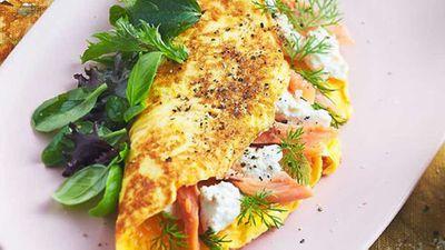 8. Omelette