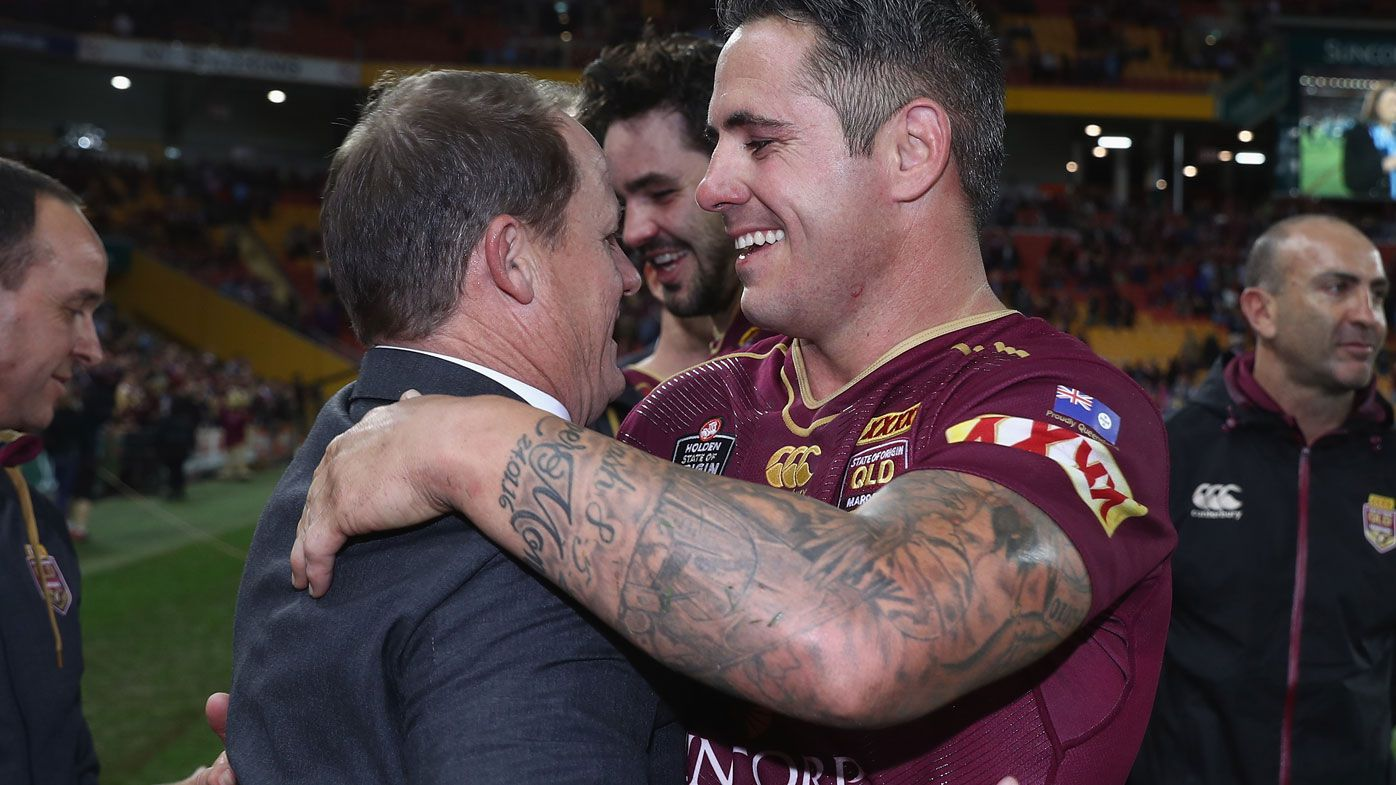 Broncos coach Kevin Walters sacks Corey Parker from staff