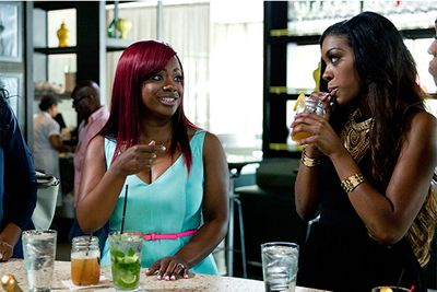 Real housewife of Atlanta Porsha Stewart appeared on the show in marital bliss with NFL star Kordell Stewart, however after 2 ½ years, the couple called it quits amid a nasty divorce.  <br/><br/>Their split was finalized in mid-2013, but not before Porsha made suggestions about her estranged husband's sexuality on an episode of the show.