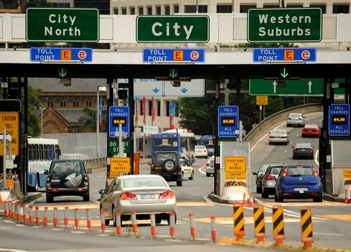 Some of Sydney's most expensive toll stretches are also among its shortest.