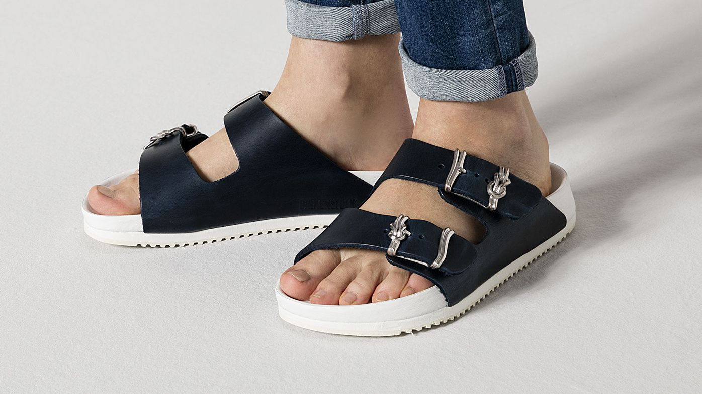 <strong>Birkenstock releases $1022 'limited edition' sandal</strong>