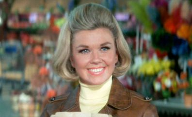 Doris Day stars in the 1968 movie With Six You Get Eggroll.