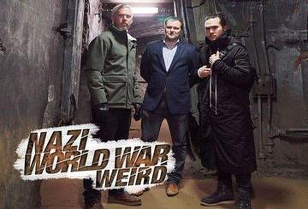 Nazi World War Weird