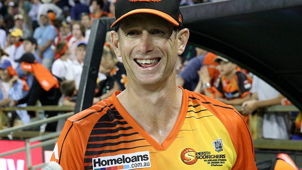 Cricket: Perth Scorchers skipper Adam Voges retires from BBL