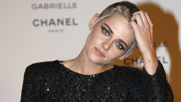 Kristen Stewart at the launch of Gabrielle. Image: Getty
