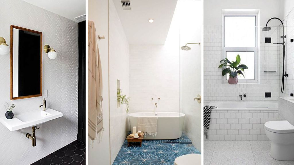 small bathroom renovation ideas - 9homes