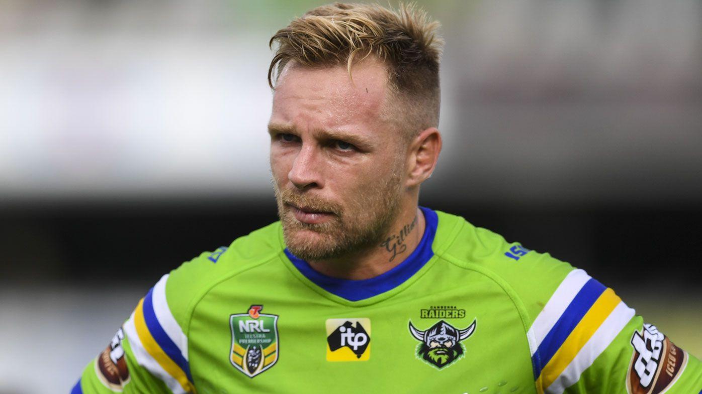 Canberra Raiders' Josh Papalii backs axed NRL ace Blake Austin