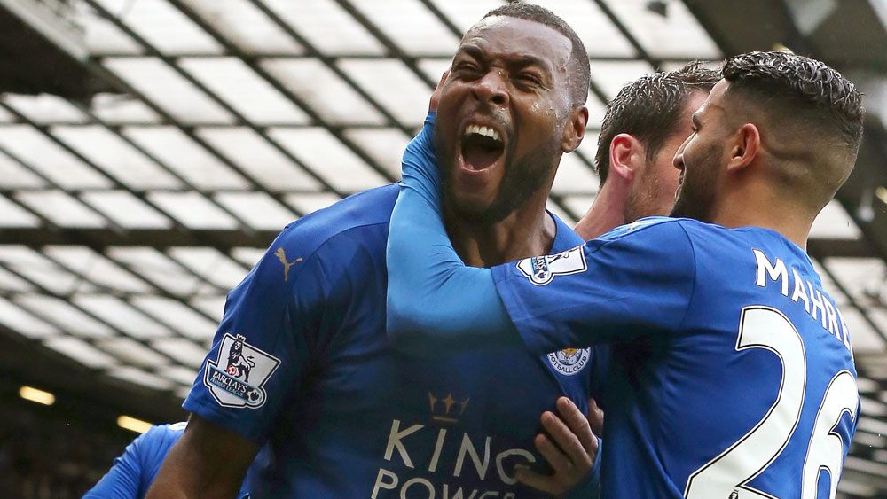 Leicester crowned EPL champions