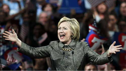 The debate may prove a headache for Democratic frontrunner Hillary Clinton. (AAP)