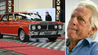Cricket legend's car cracks $1m at auction