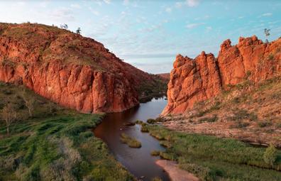 Glen Helen Gorge, Red Centre | Northern Territory
