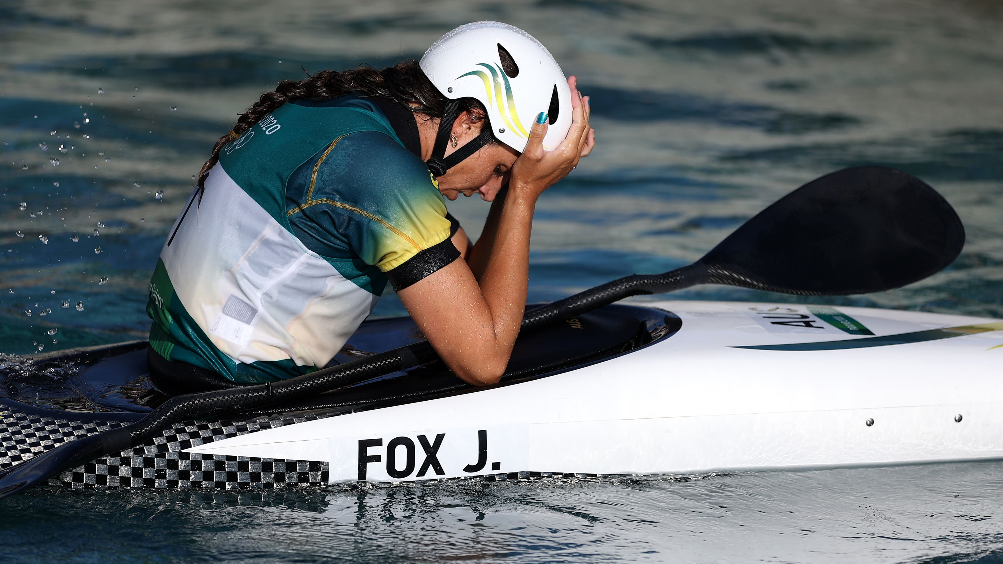 Devastating penalty costs Fox Olympic gold