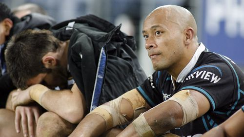 Frank Puletua said the Matty Johns Show script had not been considered carefully enough. (AAP)