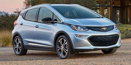 More Chevrolet Bolts could be seen on roads across Australia in coming years. Picture: Supplied
