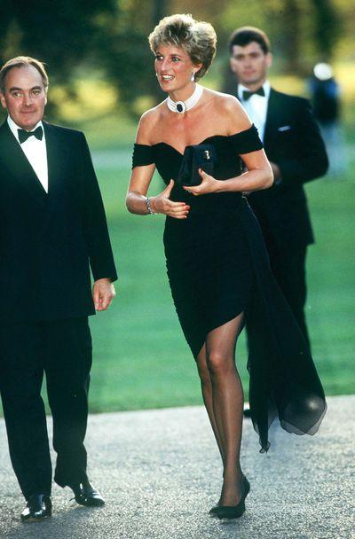 <p><strong><em>Diana, Princess of Wales, 1961-1997</em></strong></p> <p>Princess of Wales, Humanitarian&nbsp;</p>