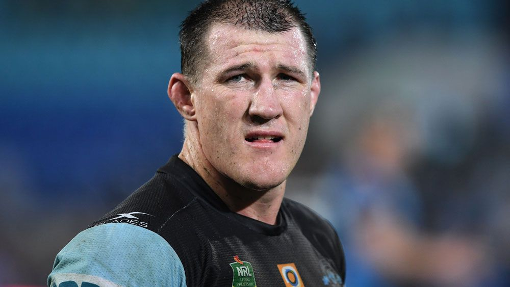 Cronulla coach Shane Flanagan proclaims Paul Gallen as Sharks' greatest ever player