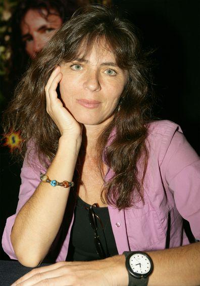 Mira Furlan at the Supernova Pop Culture Expo in 2006.