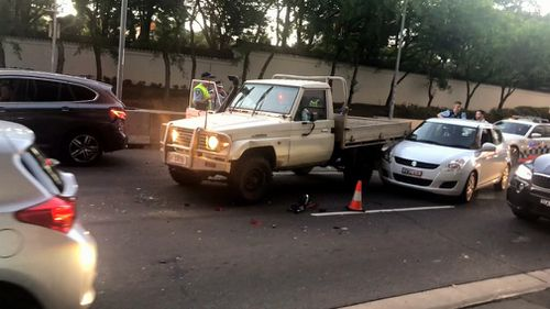 The Toyota Landcruiser was allegedly driven from Kunwarara to Sydney.