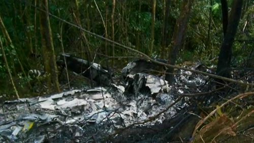 A total of 15 pilled died when a plane crashed near the Lockhart River in Cape York in 2005.