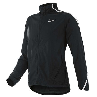 <strong>Nike Men's Shield Impossibly Light Running Jacket</strong>