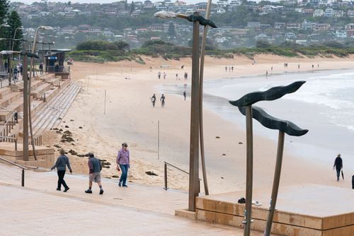 Australia's New South Wales marks downward trend in new Covid-19 cases