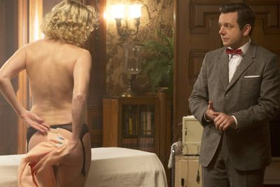 New drama <i>Masters of Sex</i> follows two sex researchers in the '50s ... that ought to set the scene for some kinkiness! And indeed it does...
