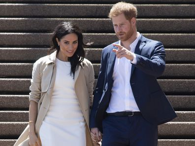 Prince Harry and Meghan Markle to visit South Africa on royal tour
